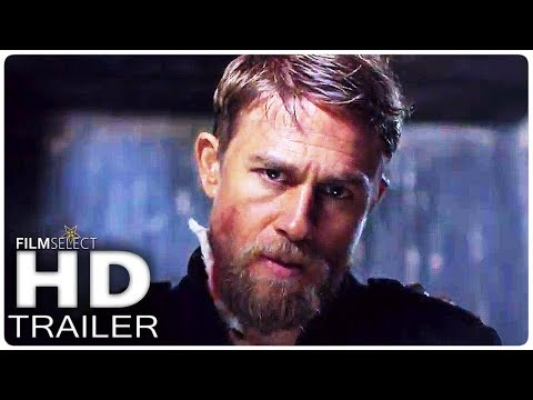 TRUE HISTORY OF THE KELLY GANG Trailer (2020)