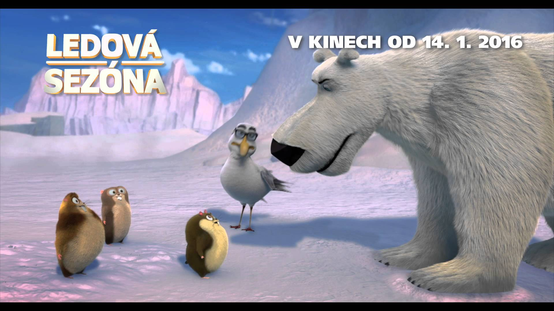 Ukázka - Ledová sezóna - Lumíci