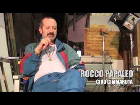 Un Boss in Salotto Backstage Italiano