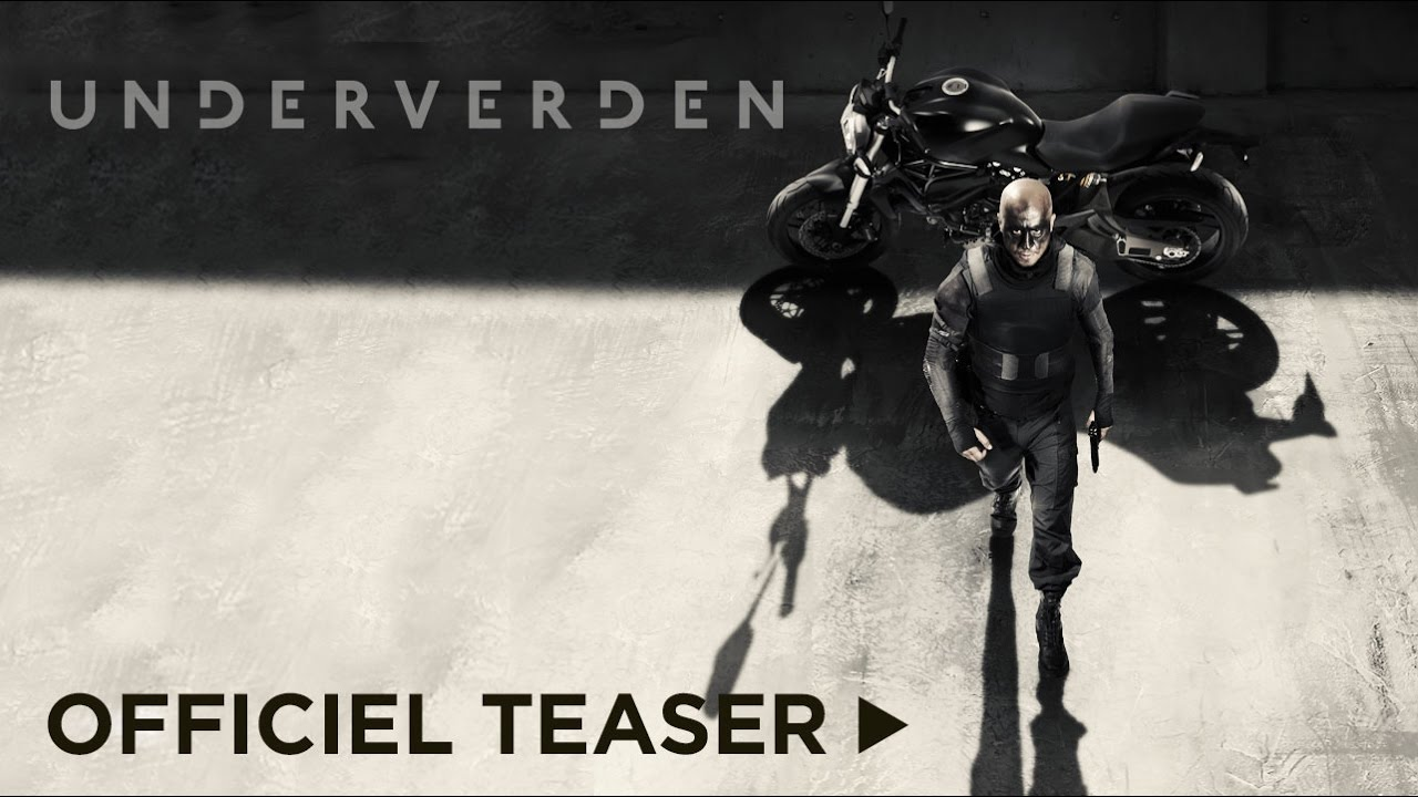 UNDERVERDEN teaser trailer - biografpremiere 19. januar, 2017