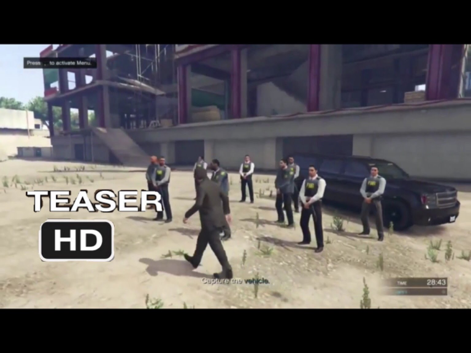 Unkillable Official Teaser Trailer -#1 (2015) -  GTA 5 Action Movie HD