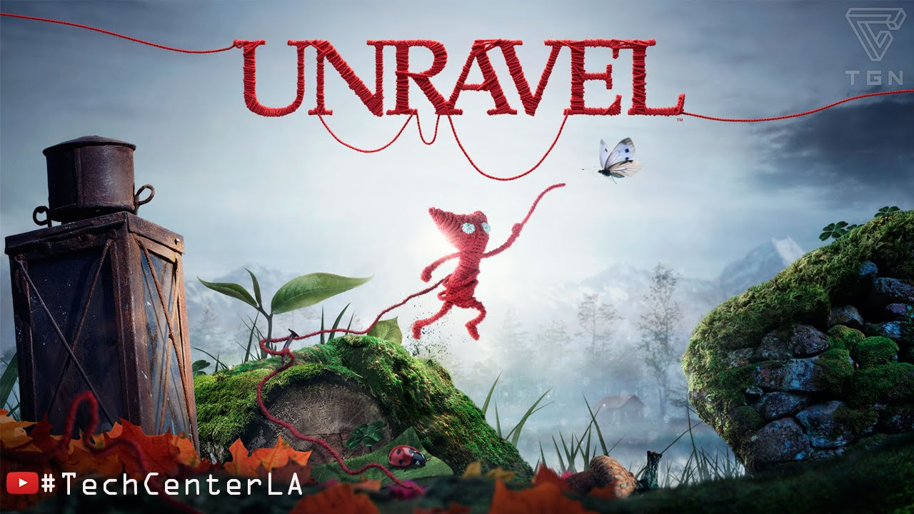 Unravel Trailer oficial