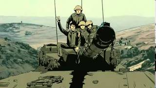 Valčík s Baširem (2008) - trailer