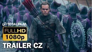 Velká čínská zeď (2017) CZ HD TRL