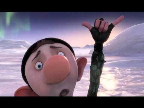 Velká vánoční jízda / Arthur Christmas (2011) - český trailer
