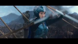 Veľký čínsky múr (The Great Wall) - 2. oficiálny trailer