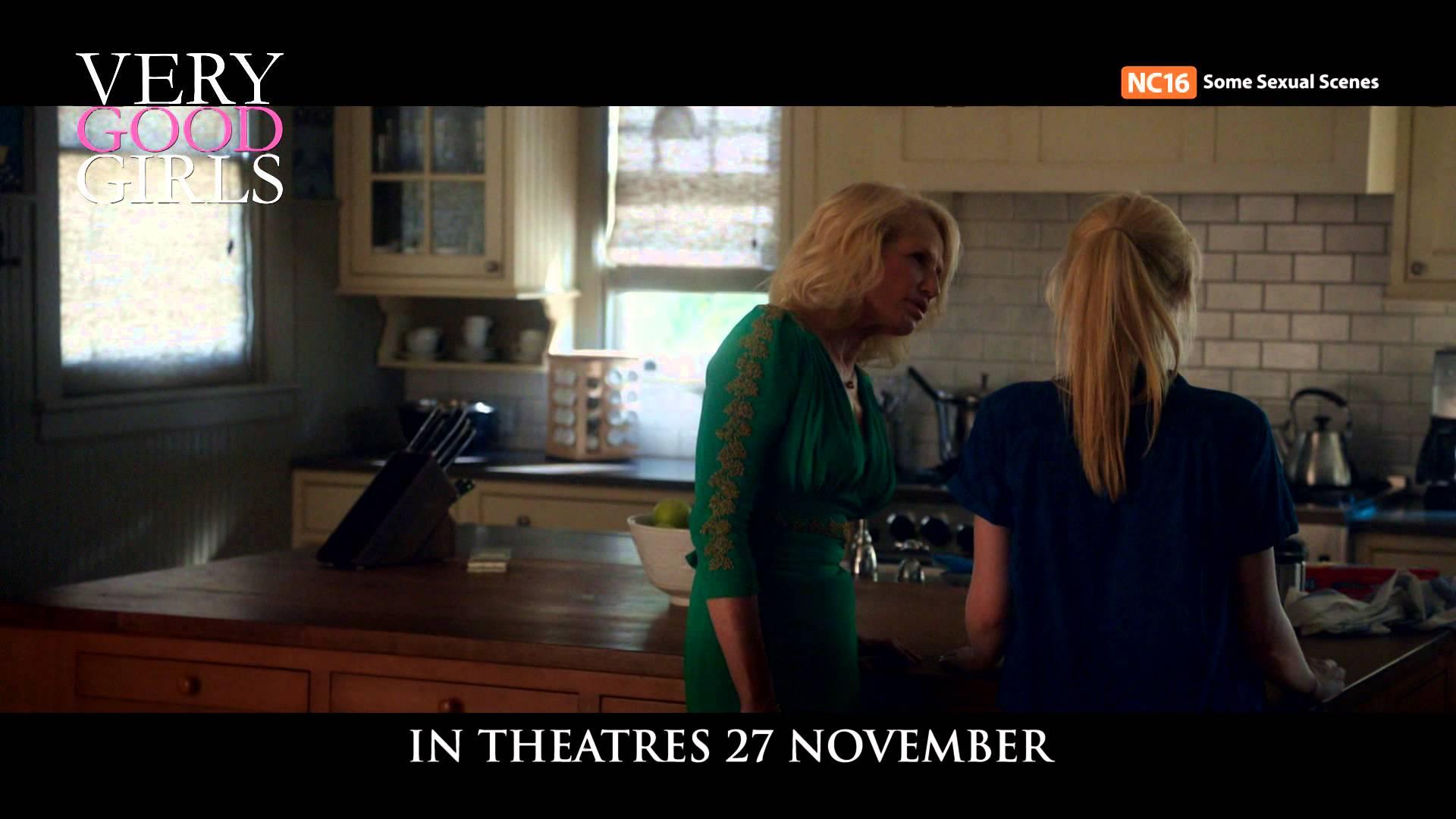 Very Good Girls Official Trailer