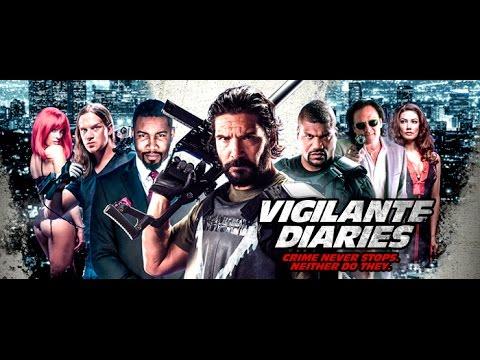 Vigilante Diaries 2016 Pelicula Completa HD  Español. (by Zack Snyder)