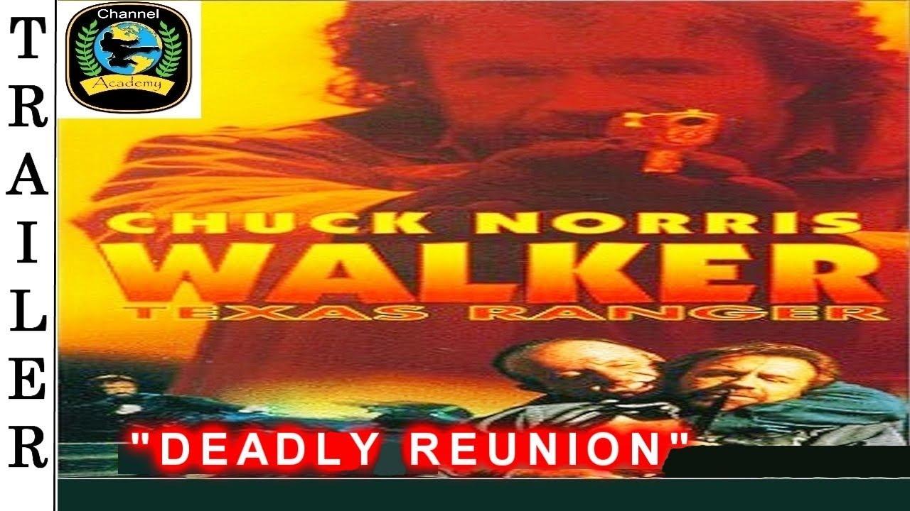 Walker Texas Ranger: Deadly Reunion - 1994 - Trailer