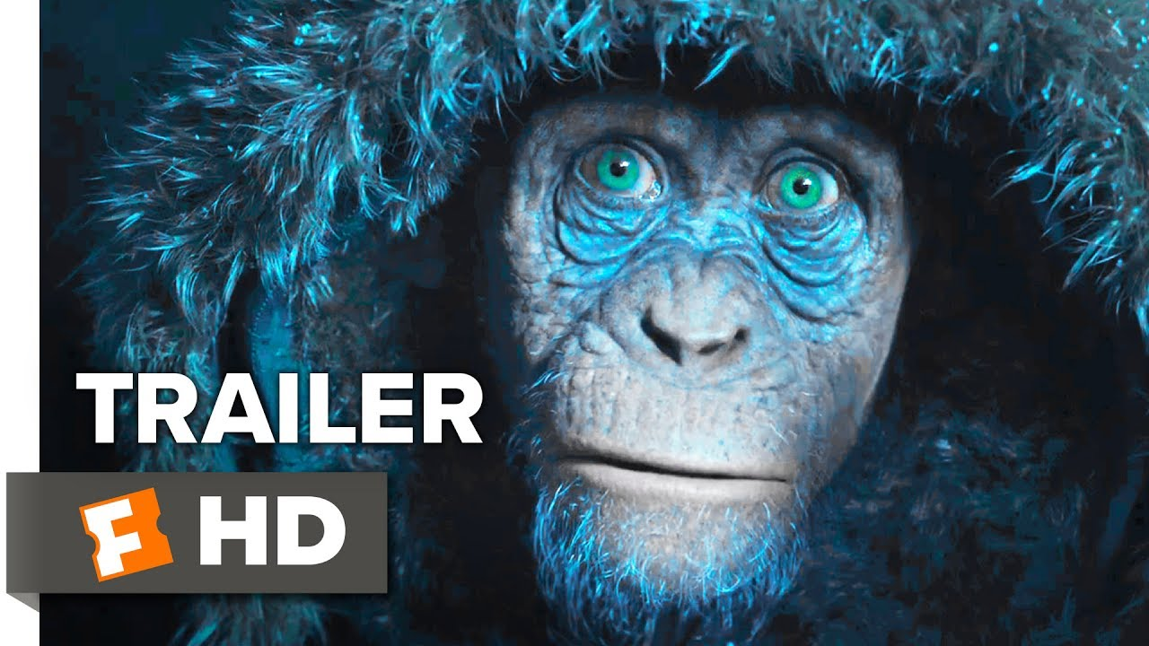 War for the Planet of the Apes Trailer (2017) | 'Meeting Bad Ape' | Movieclips Trailers