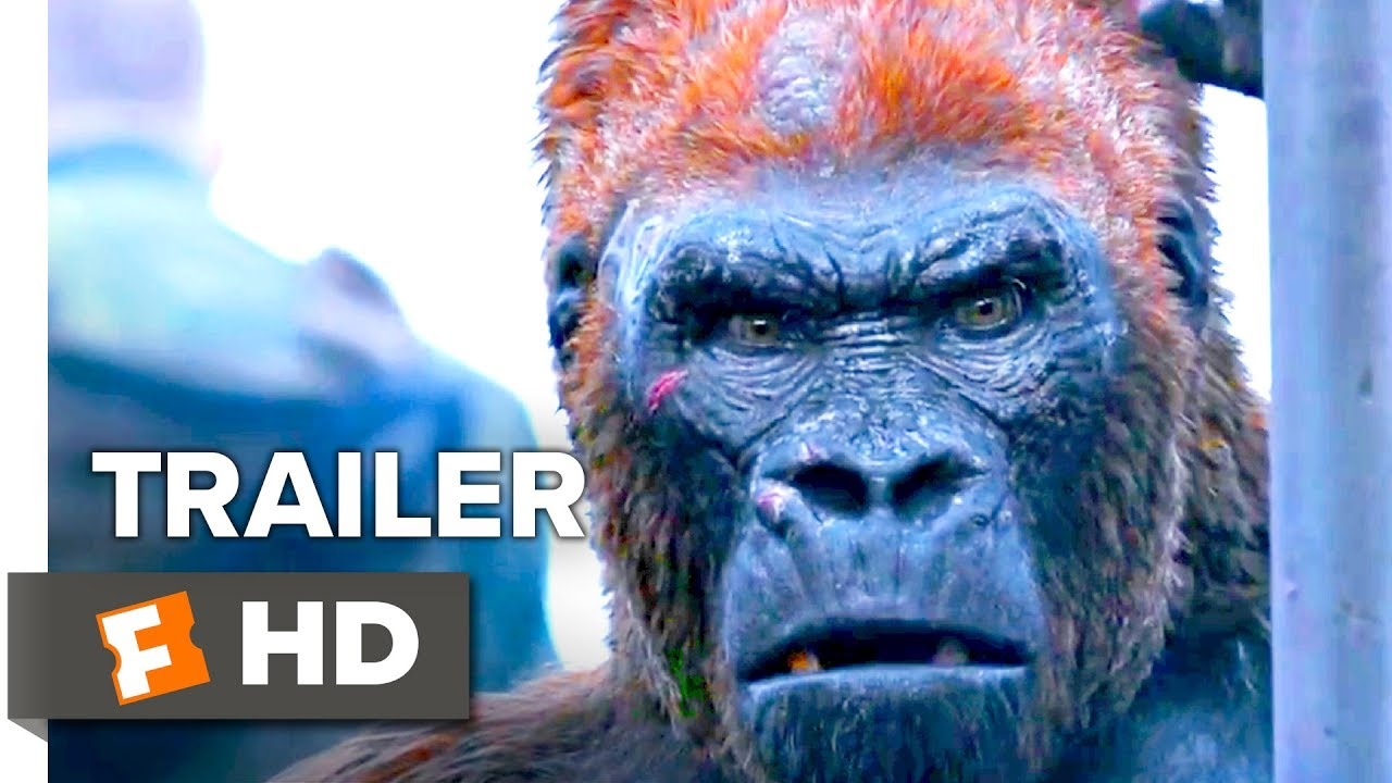 War for the Planet of the Apes Trailer #4 (2017) | Movieclips Trailers