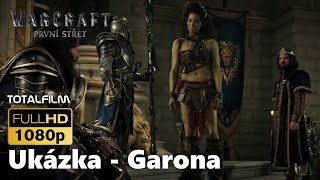 Warcraft: První střet (2016) ukázka Garona