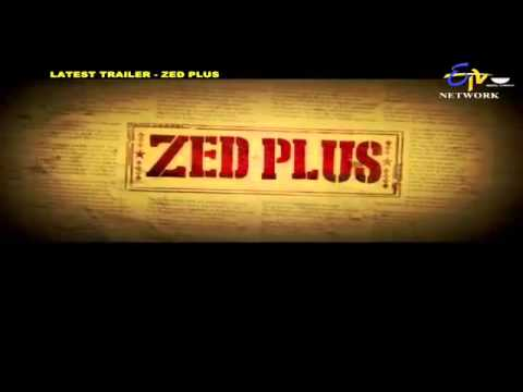Watch the latest trailer of the movie 'Zed Plus', starring Adil Hussain