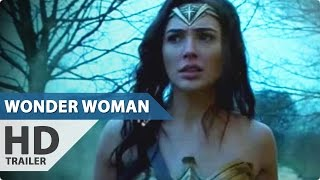 Wonder Woman Teaser Trailer - First Footage (2017) Gal Gadot DC Superhero Movie HD