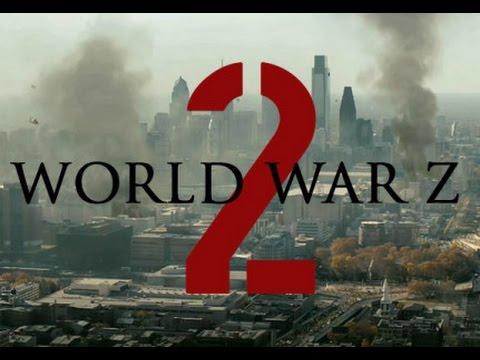 World War Z 2 Official Trailer 1 2017   Brad Pitt Movie HD1