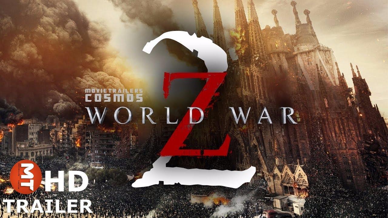 World War Z 2 Official Trailer  (2018) - Brad Pitt Movie HD [Fan-Made]