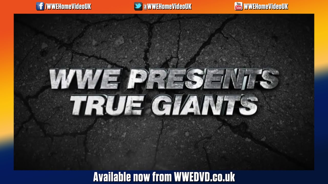 WWE Presents: True Giants - Trailer
