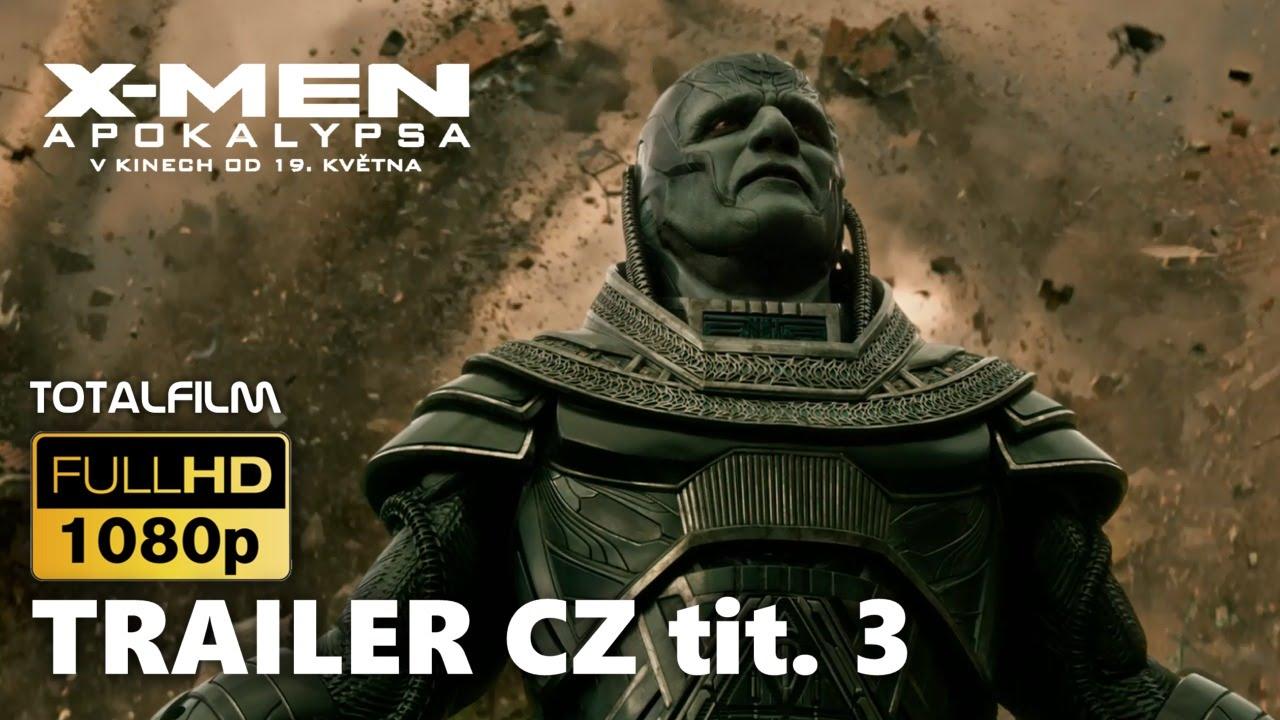 X-Men: Apokalypsa (2016) CZ titulky HD TRL 3