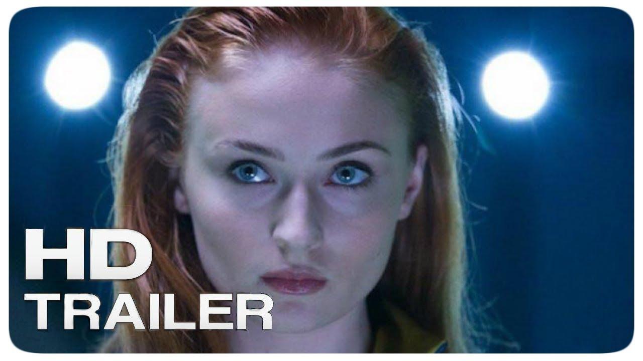 X-Men: Dark Phoenix (2018) Teaser Trailer #1 [HD] - 20th Century FOX Sophie Turner Movie (FanMade)