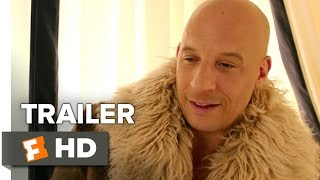 xXx: The Return of Xander Cage Official Trailer 1 (2017) - Vin Diesel Movie