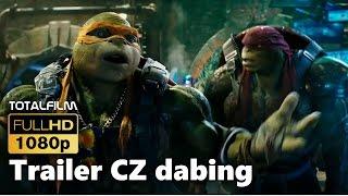 Želvy Ninja 2 (2016) CZ dabing HD trailer 2.