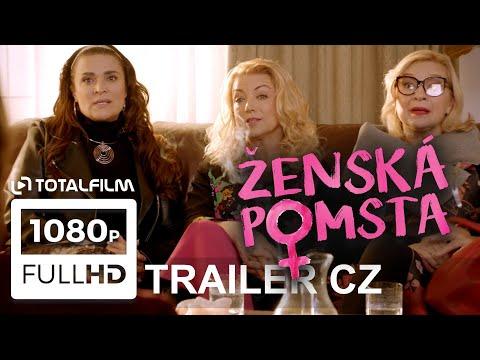 Ženská pomsta (2020) CZ HD trailer nové komedie