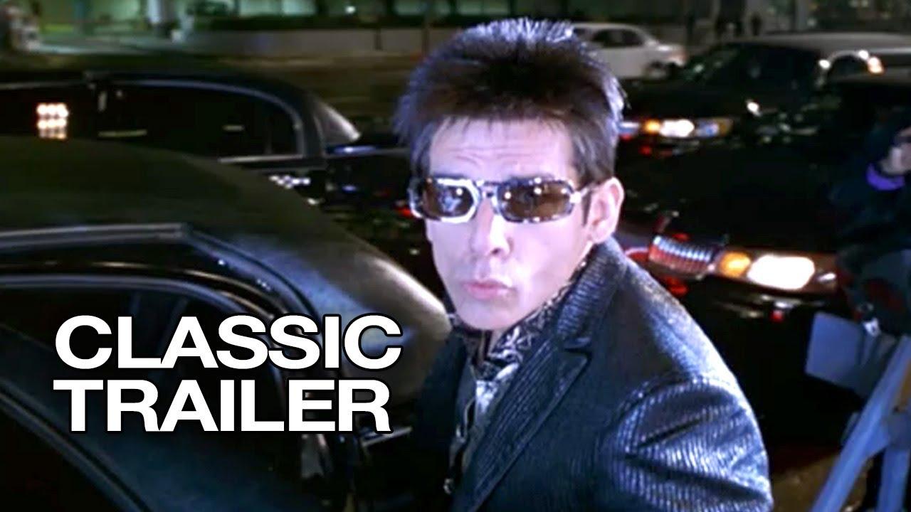 Zoolander (2001) Official Trailer - Ben Stiller, Owen Wilson Movie HD